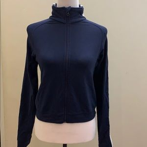Lululemon yoga active athletic zip up jacket